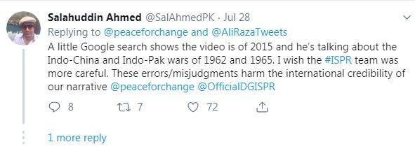 pakistan balakot airstrike tweet 4
