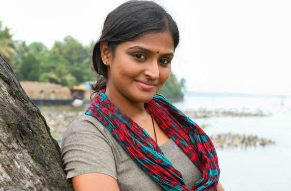 Remya Nambeesan without Makeup