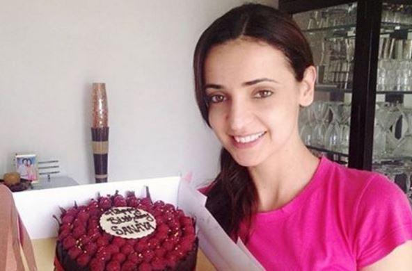 Sanaya Irani to make a comeback to small screen. Pictured: TV actress Sanaya Irani