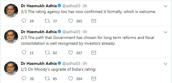 Hasmukh Adhia