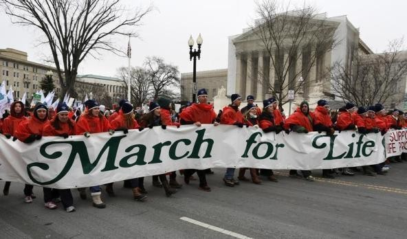 March for Life (Reuters)