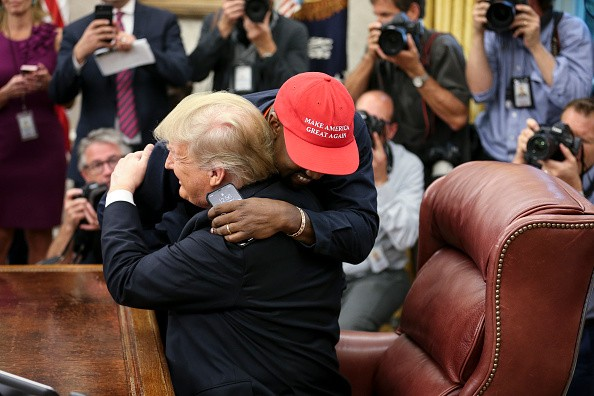 Kanye West,American rapper Kanye West,Kanye West meets Donald Trump,President Donald Trump,Kanye West and Donald Trump,Kanye West and Donald Trump pics,Kanye West and Donald Trump images,Kanye West and Donald Trump stills,Kanye West and Donald Trump pictu