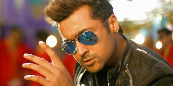 Suriya stills from Rakshasudu Movie