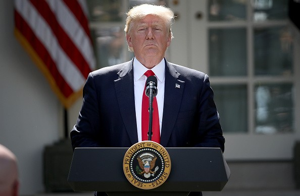 President Donald Trump,Donald Trump,Paris Climate Accord,Barack Obama,Donald Trump withdraws from Paris Climate Accord