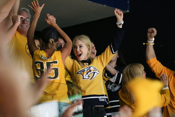 Nicole Kidman and Keith Urban,Nicole Kidman,Keith Urban,Stanley Cup Finals,Stanley Cup Finals 2017,Stanley Cup Finals pics,Stanley Cup Finals images,Stanley Cup Finals stills