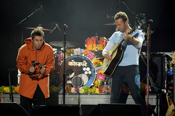 Liam Gallagher,Chris Martin,Ariana Grande,Miley Cyrus,One Love Manchester Benefit Concert,One Love Manchester