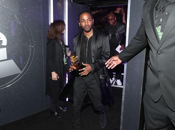 Kendrick Lamar,singer Kendrick Lamar,Kendrick Lamar at Grammy,Grammy,Grammy Awards,60th Grammy Awards