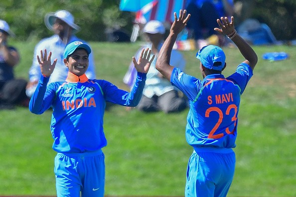 U-19 World Cup Semi Final,U-19 World Cup,Shubman Gill,Ishan Porel,India beat Pakistan,U19 World Cup Final