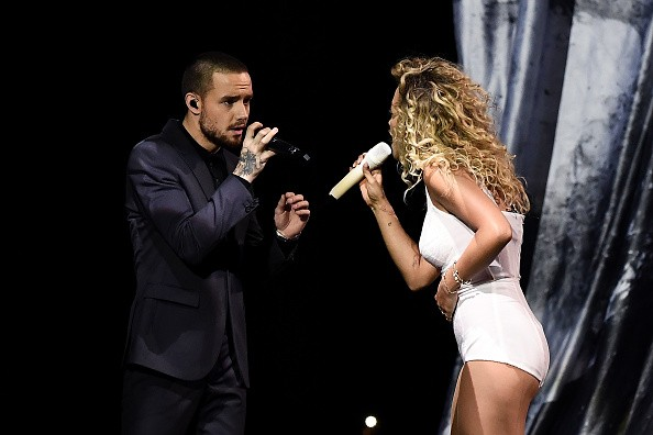 Rita Ora and Liam Payne,Rita Ora,Liam Payne,Fifty Shades,For You song,Brit Awards 2018,celebs at  Brit Awards 2018