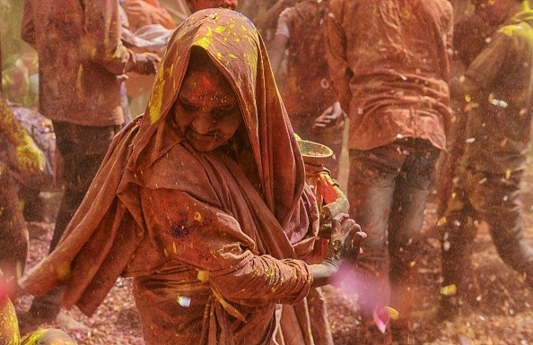 Happy Holi 2018,Happy Holi,Holi 2018,Festival of Colours,Holi celebration,holi celebration in india,Holi celebration pics,Holi celebration images