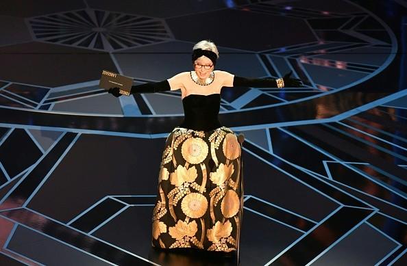 Rita Moreno,actress Rita Moreno,Rita Moreno at Oscars 2018,Oscars 2018,Oscars 2018 pics,Oscars 2018 images