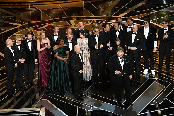 Guillermo del Toro,The Shape Of Water,Best Director,Oscars 2018 best director,Best Picture,Oscars 2018 best picture,Oscars 2018,Oscars 2018 winners