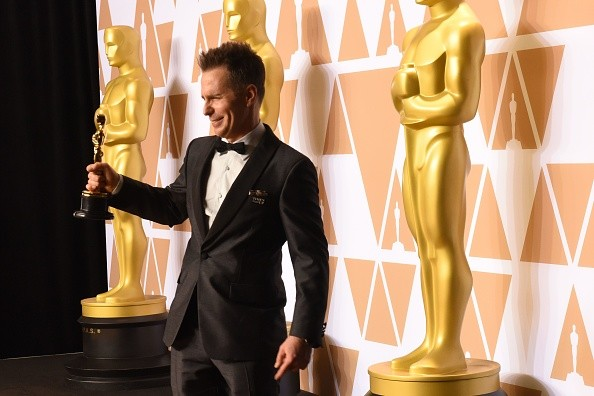 Oscars 2018: Sam Rockwell wins best supporting actor for