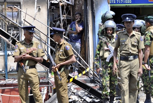 Sri Lanka,Buddhist-Muslim clashes,Buddhist-Muslim fight,Buddhist-Muslim clashes in Sri Lanka,Sri Lanka nationwide state emergency,Sri Lanka emergency