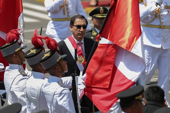 Martin Vizcarra,Peru new President,President Martin Vizcarra,Vizcarra
