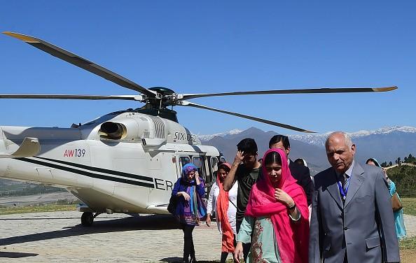 Malala Yousafzai,education activist Malala Yousafzai,Nobel peace laureate Malala Yousafzai,Malala Yousafzai visits Pakistani,Malala Yousafzai in Pakistani,Malala Yousafzai pics,Malala Yousafzai images
