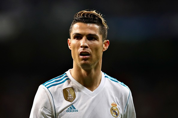 Cristiano Ronaldo goes shirtless,Cristiano Ronaldo shirtless,Cristiano Ronaldo,Real Madrid,Champions League,Champions League semi-final,Cristiano Ronaldo 150th match,Champions League pics,Champions League images