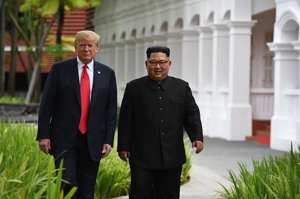 Singapore Summit,Donald Trump and Kim Jong Un,Donald Trump,Kim Jong Un,North Korean leader Kim Jong-un,US President Donald Trump