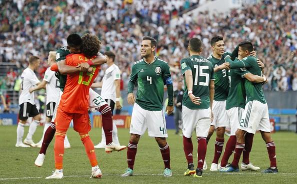 Mexico beats Germany,Mexico trash Germany,2018 FIFA World Cup,FIFA World Cup,FIFA World Cup 2018,Luzhniki Stadium