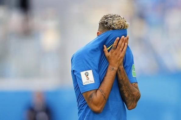 FIFA World Cup,FIFA World Cup 2018,Neymar sheds tears,Neymar sheds tears of Joy,Costa Rica