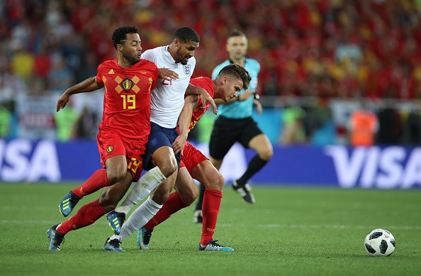 FIFA World Cup,FIFA World Cup 2018,Belgium pip England,Belgium trash England,FIFA World Cup pre-quarterfinals