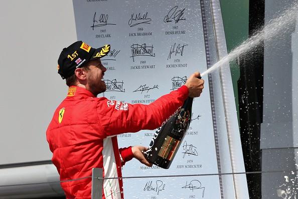 British GP,Sebastian Vettel,Sebastian Vettel wins British GP,Lewis Hamilton,British Grand Prix,Ferrari,Formula One drivers