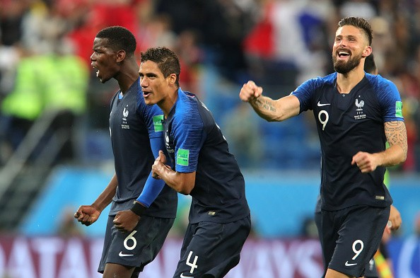 FIFA World Cup,FIFA World Cup 2018,France beat Belgium,France trash Belgium,France reach finals,France finals,France beat Belgium 1-0,Belgium,FIFA World Cup finals