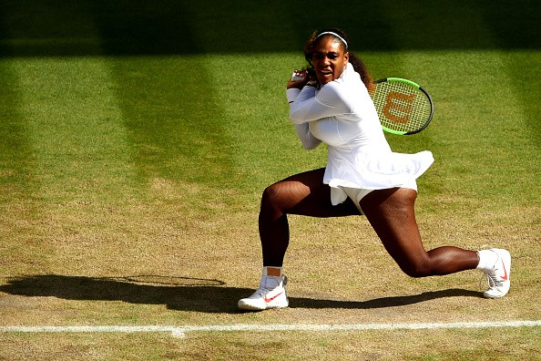 Serena Williams,Serena Williams enters Wimbledon semis,Serena Williams at Wimbledon,Camila Giorgi,Serena Williams beats Camila Giorgi,Wimbledon,Wimbledon 2018,Wimbledon final