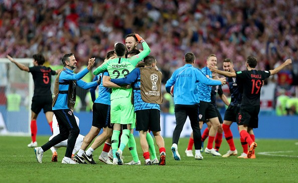 FIFA World Cup 2018,FIFA World Cup,FIFA World Cup Semi Final,Croatia beat England,Croatia trash England,Croatia in Final