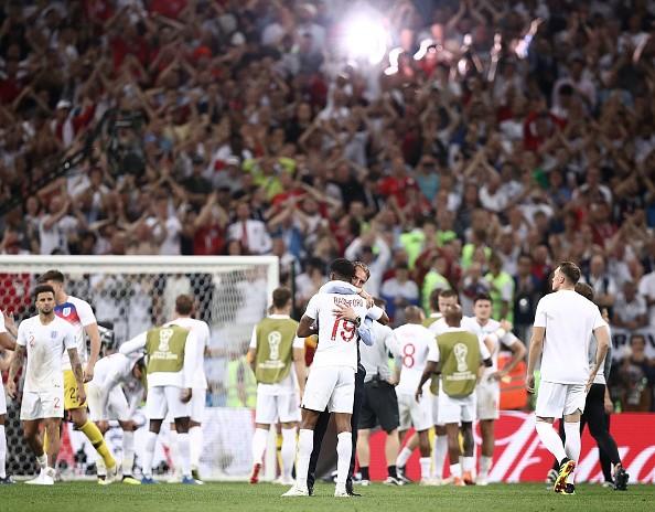 FIFA World Cup 2018,FIFA World Cup,FIFA World Cup Semi Final,Croatia beat England,Croatia trash England,Croatia in Final
