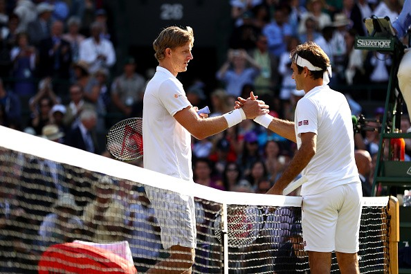 Kevin Anderson,Kevin Anderson beats Roger Federer,Roger Federer,Wimbledon semis,Wimbledon,Wimbledon 2018