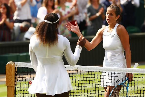 Serena Williams,Serena Williams enters final,Serena Williams Wimbledon final,Wimbledon final,Serena Williams beats Julia Gorges,Julia Gorges