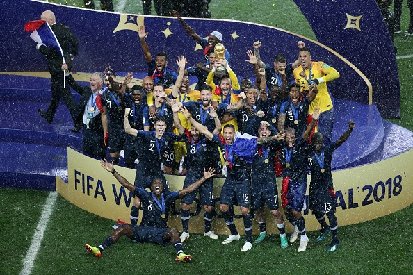 France beat Croatia,France vs Croatia,FIFA World Cup,France wins FIFA World Cup,FIFA World Cup 2018,FIFA World Cup winner,FIFA World Cup 2018 winner