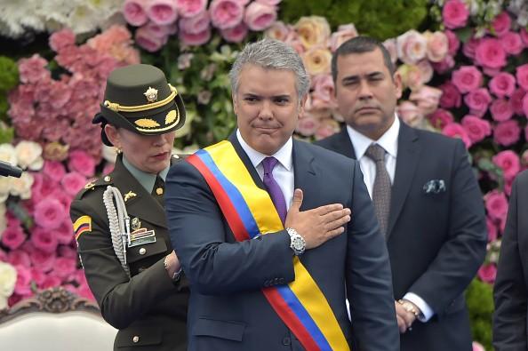 Ivan Duque,Ivan Duque Marquez,Colombian president,New Colombian president,Juan Manuel Santos