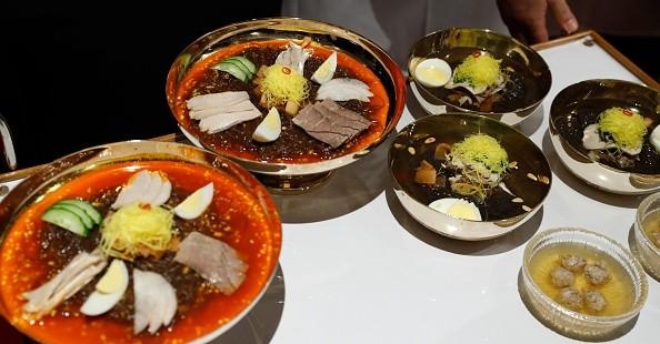 Korea Food for representation purpose