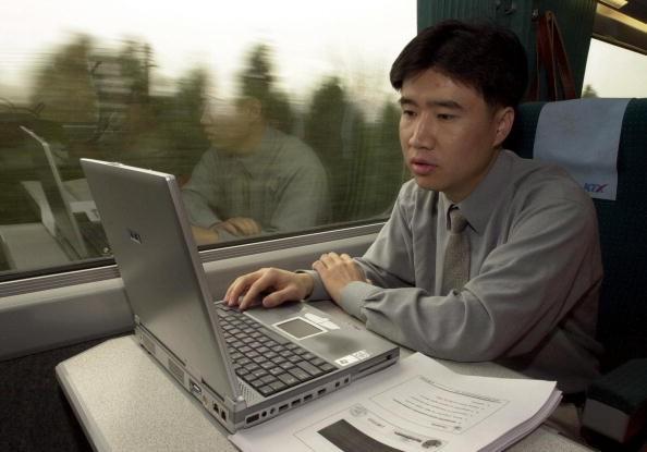 Overworked Korean