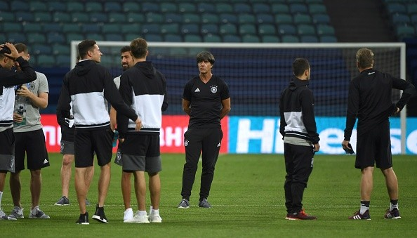 Joachim Low, Confederations Cup, Watch live, Australia vs Germany