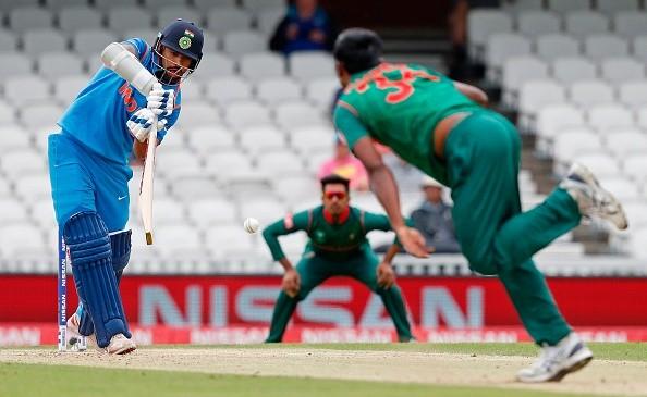 India vs Bangladesh, Shikhar Dhawan, India cricket, Champions Trophy