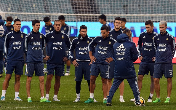 Lionel Messi, Brazil vs Argentina, Argentina football