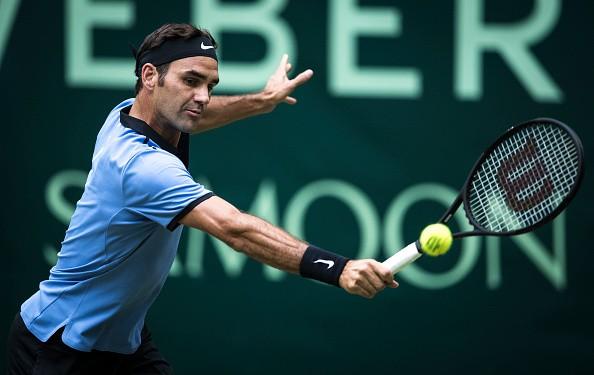 Roger Federer, Alexander Zverev, Roger Federer vs Alexander Zverev,  Gerry Weber Open final, Halle Open 2017 final