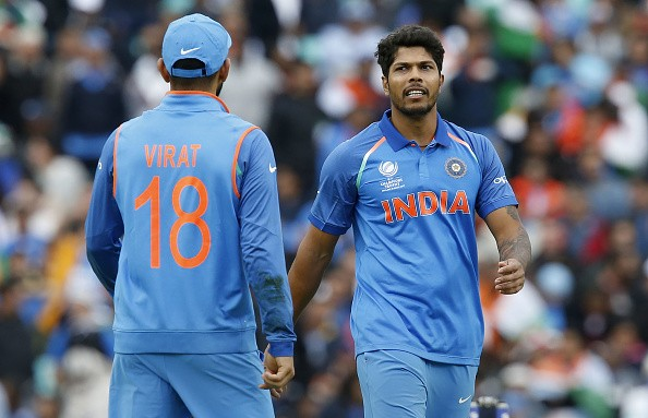 Virat Kohli, Umesh Yadav, CHampions Trophy, India vs South Africa, Team news