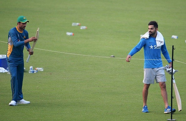 Mohammad Amir, Virat Kohli, India vs Pakistan, Champions Trophy