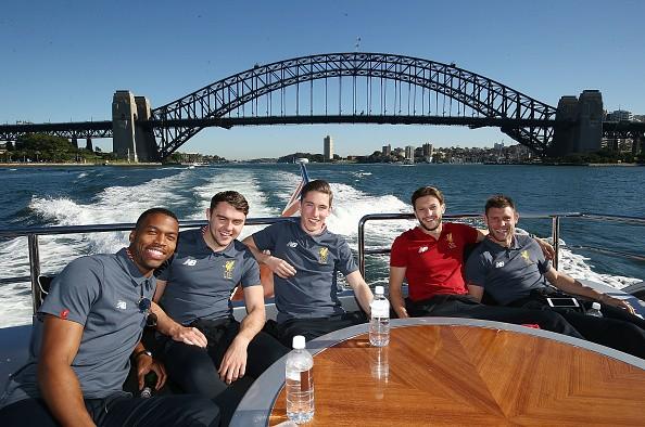 Jurgen Klopp, Liverpool, Liverpool Australia, Premier League, Australia