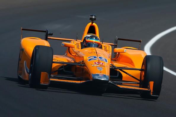 Fernando Alonso, Indy 500, Indianapolis 500, Andretti Autosport, Formula One