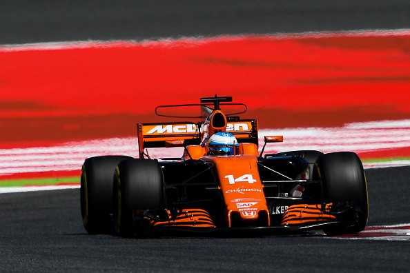 Fernando Alonso, McLaren, Stoffel Vandoorne, Formula One, Canadian Grand Prix, Honda