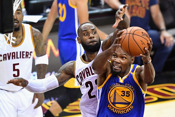Watch Golden State Warriors vs Cleveland Cavaliers NBA 2017 final live on TV - IBTimes India