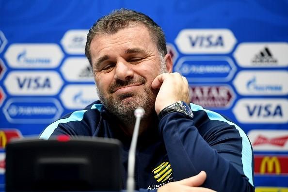 Ange Postecolgou , Australia vs Germany, Confederations Cup