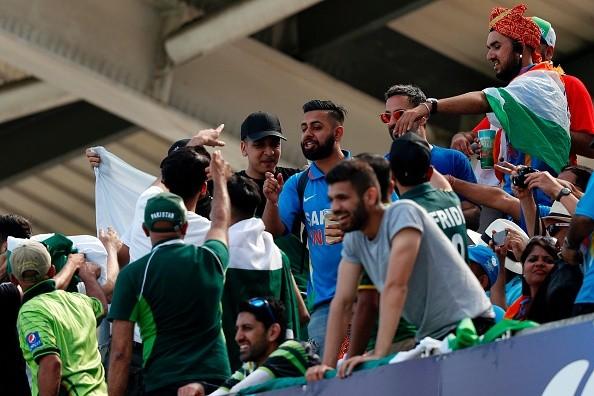 India cricket fans, Pakistan cricket, India vs Pakistan, fight