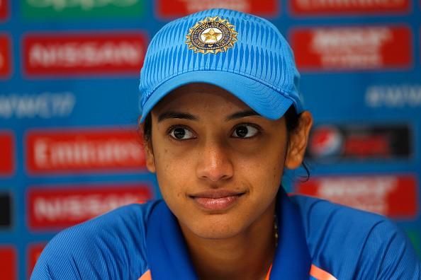 smriti mandhana, womens cricket