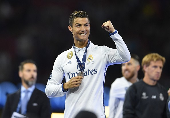various colors 74d1f d8d07 Cristiano Ronaldo: Player profile of record-breaking Real ...